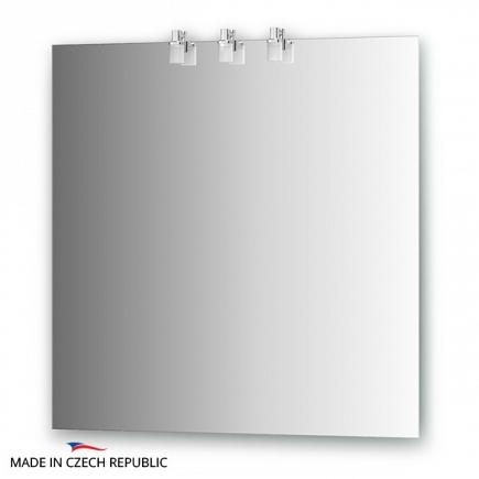 Зеркало со светильниками Ellux Sonet 75х75см SON-A3 0210