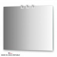 Зеркало со светильниками Ellux Sonet 90х75см