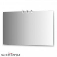 Зеркало со светильниками Ellux Sonet 120х75см