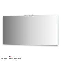 Зеркало со светильниками Ellux Sonet 150х75см