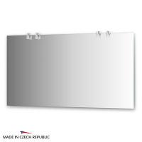 Зеркало со светильниками Ellux Sonet 140х75см