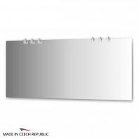 Зеркало со светильниками Ellux Sonet 170х75см