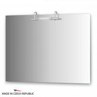 Зеркало со светильником Ellux Spiros 100х75см