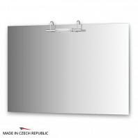 Зеркало со светильником Ellux Spiros 110х75см