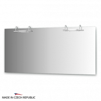 Зеркало со светильниками Ellux Spiros 160х75см