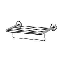 Полка FBS Standard для полотенец с нижним  держателем 40см