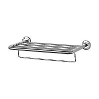 Полка FBS Standard для полотенец с нижним  держателем 50см