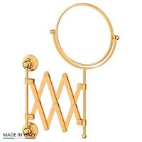 Зеркало косметическое 3SC Stilmar Gold