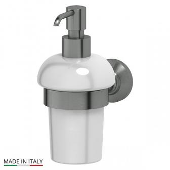 Держатель с емкостью для жидкого мыла 3SC Stilmar STI 405