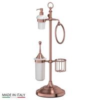 Стойка 3SC Stilmar Antique Copper комбинированная для биде и туалета