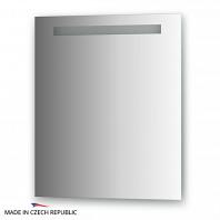 Зеркало со встроенным светильником Ellux Stripe Led 60х70см