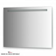 Зеркало со встроенным светильником Ellux Stripe Led 90х70см