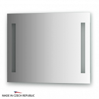 Зеркало со встроенными светильниками Ellux Stripe Led 70х55см