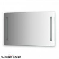 Зеркало со встроенными светильниками Ellux Stripe Led 90х55см