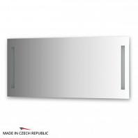 Зеркало со встроенными светильниками Ellux Stripe Led 120х55см