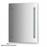 Зеркало со встроенными светильниками Ellux Stripe Led 55х70см