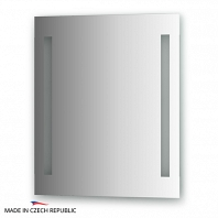 Зеркало со встроенными светильниками Ellux Stripe Led 60х70см