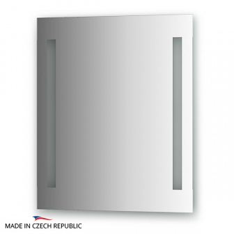 Зеркало со встроенными светильниками Ellux Stripe Led 60х70см STR-A2 9116