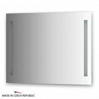 Зеркало со встроенными светильниками Ellux Stripe Led 90х70см