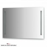 Зеркало со встроенными светильниками Ellux Stripe Led 100х70см