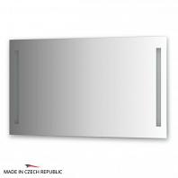 Зеркало со встроенными светильниками Ellux Stripe Led 120х70см
