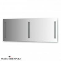 Зеркало со встроенными светильниками Ellux Stripe Led 140х55см