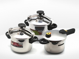 Silampos Pressure Cooker Traditional