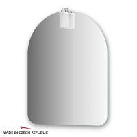 Зеркало со светильником Ellux Tango 60х80см