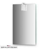 Зеркало со светильником Ellux Tango 45х75см
