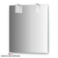 Зеркало со светильниками Ellux Tango 65х75см