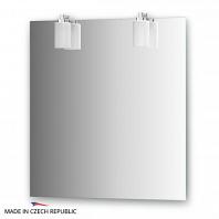 Зеркало со светильниками Ellux Tango 70х75см