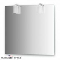 Зеркало со светильниками Ellux Tango 80х75см