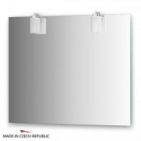 Зеркало со светильниками Ellux Tango 90х75см