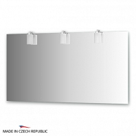 Зеркало со светильниками Ellux Tango 140х75см