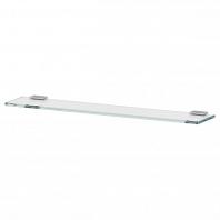 Полка LineaG Tiffany стеклянная 60 см