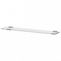 Полка LineaG Tiffany Lux стеклянная 60 см