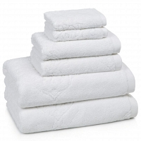 Полотенце банное Kassatex Toscana White