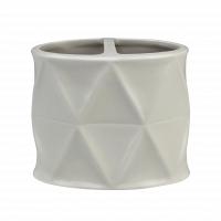 Стакан для зубных щеток Creative Bath Triangles