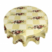 Кухонная скатерть 152х213 см Carnation Home Fashions Tablecloths Yoletide