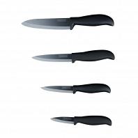 Набор керамических ножей 4пр. Milano Zanussi Cooking and Dining