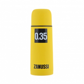 Термос желтый 0,35л Zanussi Cooking and Dining ZVF11221CF