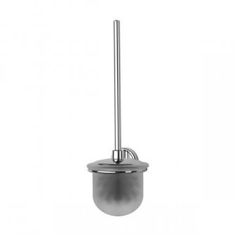 Ершик для туалета FBS Ellea с крышкой настенный (стекло) ELL 057